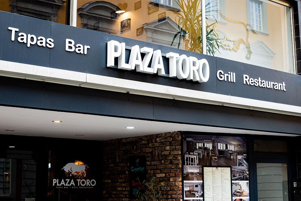 Tapas Bar Plaza Toro in Bonn | Eingangsbereich | spanisch essen gehen